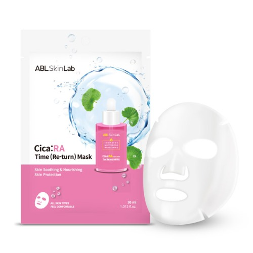 [ABLSkinLab] Cica:RA Time (Re-turn) Mask 30ml