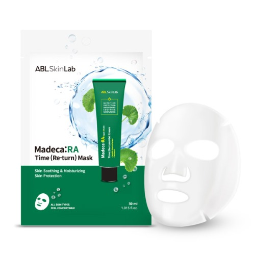 [ABLSkinLab] Madeca:RA Time (Re-turn) Mask 30ml
