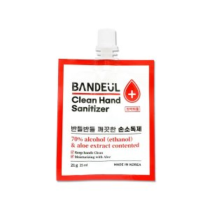 [BANDEUL] CLEAN HAND SANITIZER 25ml