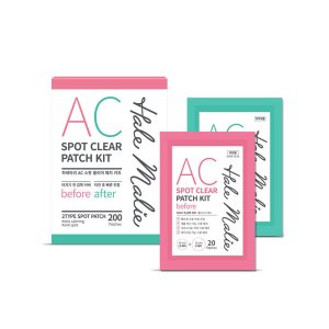 [OEM/ODM] AC SPOT CLEAR PATCH KIT (200Patches)